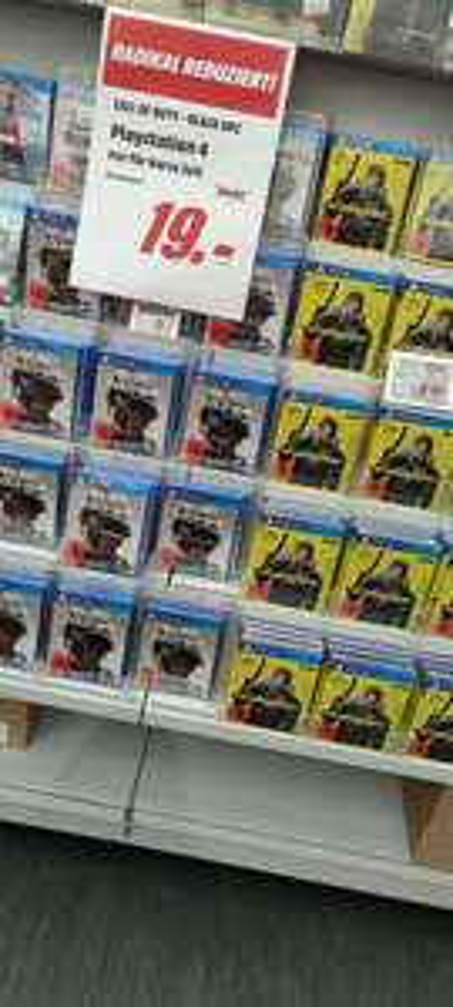 PS4 Call of Duty Cold War für 19€ - Media Markt Hamburg Nedderfeld