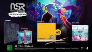 No Straight Roads Collector's Edition (PS4) für 33,85€ inkl. Versand (Netgames)