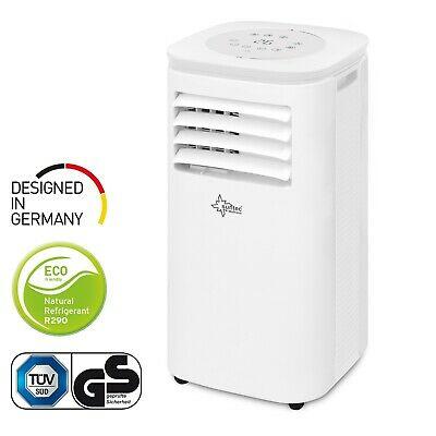 SUNTEC mobile Klimaanlage mobiles Klimagerät CoolFixx 9000BTU