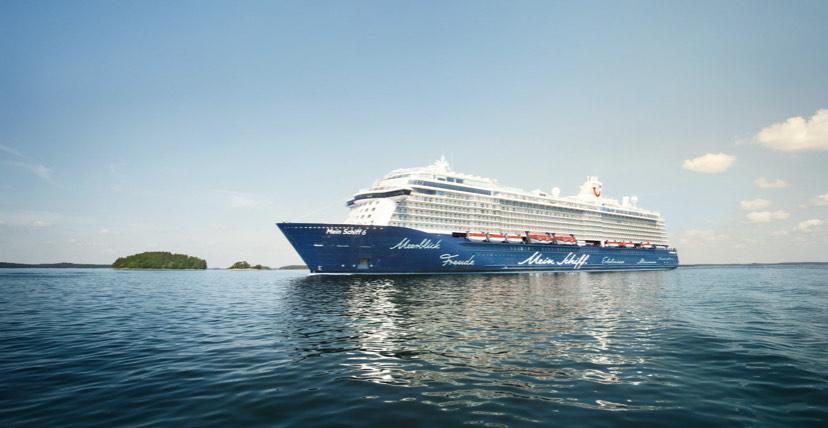 Tui Cruises Einzelkabinen mit nur 20% Aufschlag bei Blauen Reisen statt bisher 30%-80% Beispiel ab Kiel 4 Nächte