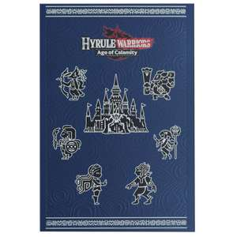 Nintendo Merchandise Hyrule Warriors: Zeit der Verheerung-Notizblock (450 Platinpunkte)