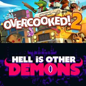 Overcooked! 2 & Hell is Other Demons - Kostenlos via Epic Games (17.06 - 24.06)