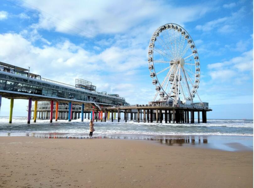 City & Beach in Den Haag: 1 Nacht inkl. Frühstück, Spa & Parkplatz im 4*S Leonardo Royal Den Haag Promenade ab 98 € bei einer Reise zu zweit
