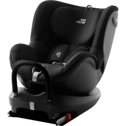 Britax Römer Kindersitz Dualfix 2 R Cosmos Black inkl. 10-fach babypoints