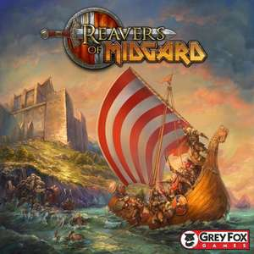 Reavers of Midgard - Brettspiel auf Expertenniveau - BGG 7.5