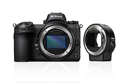 Nikon Z 6 + FTZ-Adapter + 64 GB XQD-Speicherkarte