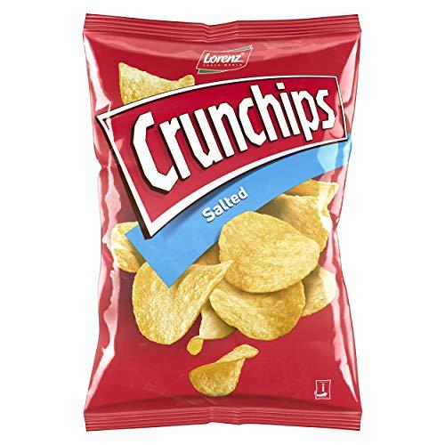 Lorenz Snack World Crunchips gesalzen, 20er Pack (20 x 175 g) = 70,4Cent/Packung