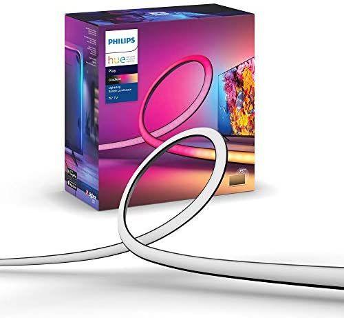 [Sammeldeal] Philips Hue 3 für 2 Aktion @Amazon Spanien - z. B. 3x Hue Gradient Lightstrip 75 Zoll- und mehr