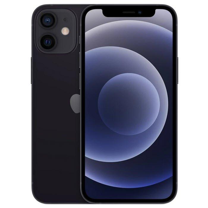 Apple iPhone 12 mini 64GB schwarz & blau - differenzbesteuert - NEU & OVP