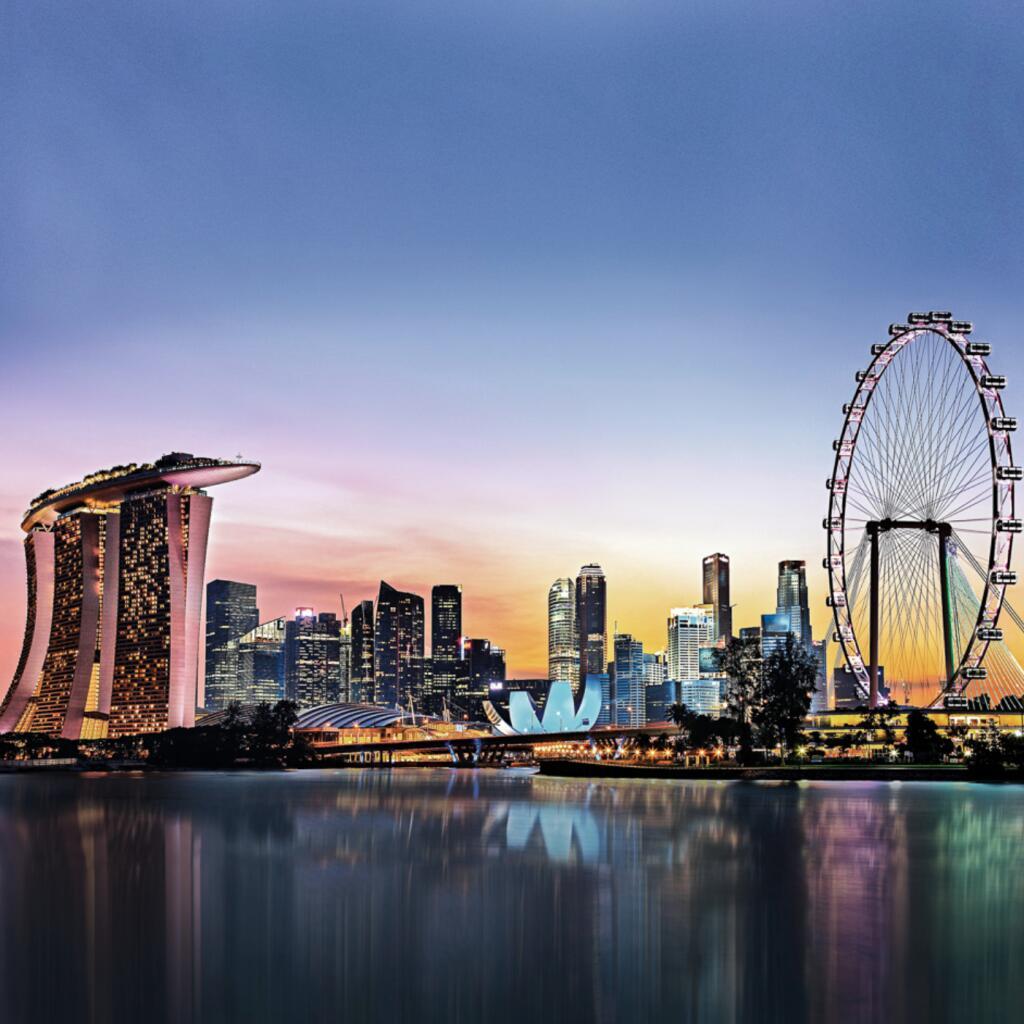 Flüge: Singapur [bis Dezember] Hin- & Rückflug ab Frankfurt mit Etihad inkl. 23kg Aufgabegepäck & 7kg Handgepäck
