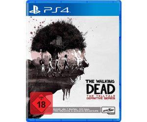 The Walking Dead: The Telltale Definitive Series(PS4) [Saturn Abholung]