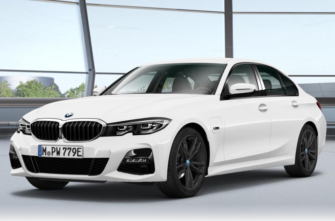 Privatleasing: BMW 330e M Sport / 292PS (Bafa / sofort verfügbar) für 403€ (eff 436€) monatlich - LF:0,58