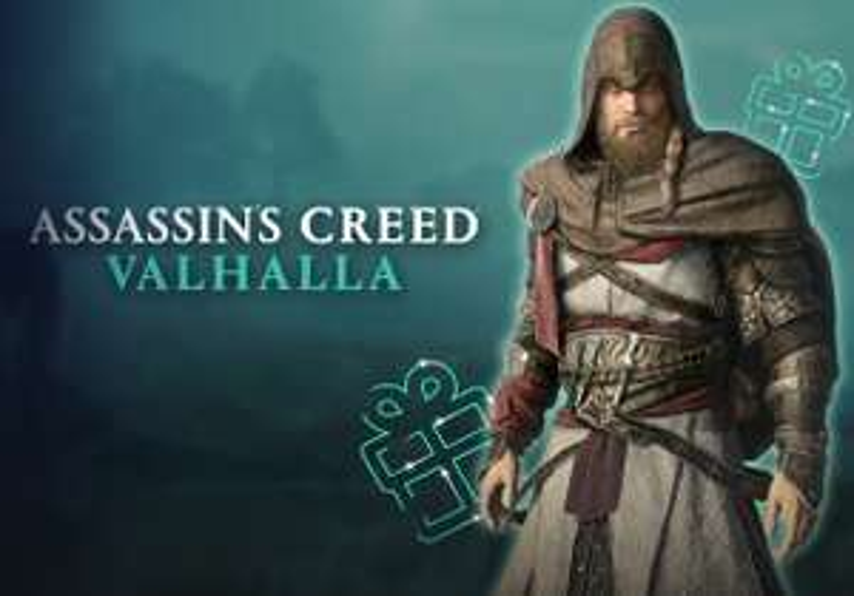 Kostenlose Belohnung : Basim Outfit für Assassin's Creed Valhalla (PC & Konsolen)