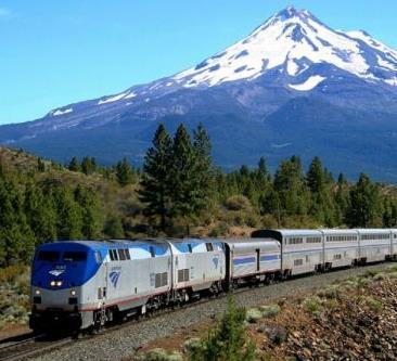 Amtrak: USA Rail Pass für 10 Segmente und 500 Ziele für 246€ (Kostenlos stornierbar)