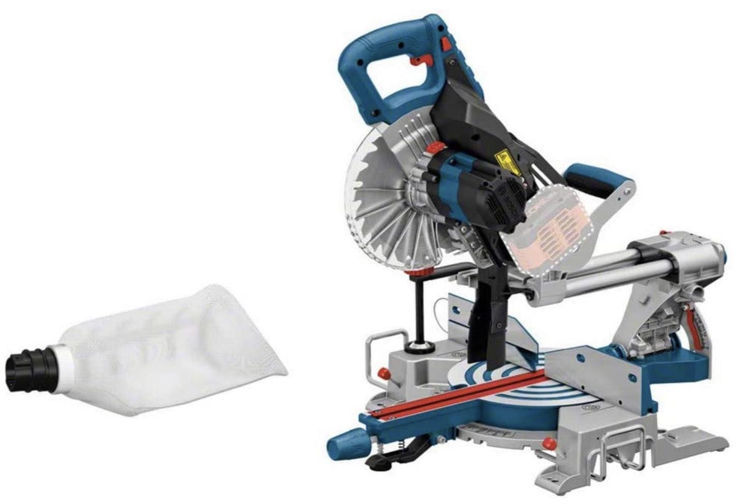 Bosch Professional GCM 18V-216 + Handwerkzeug - Für Prime Mitglieder