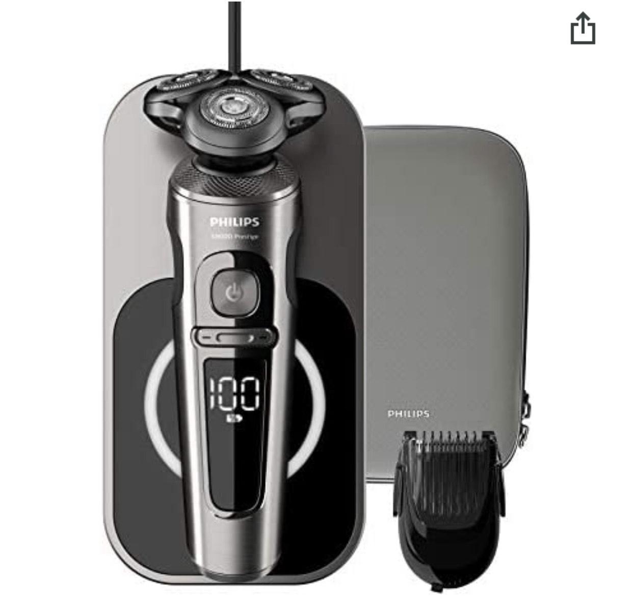 Philips SP9860/16 Prestige Rasierer (wie neu)