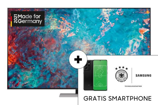 Preisupdate! Samsung GQ65QN85AATXZG zum Bestpreis zzgl. Galaxy S20 FE