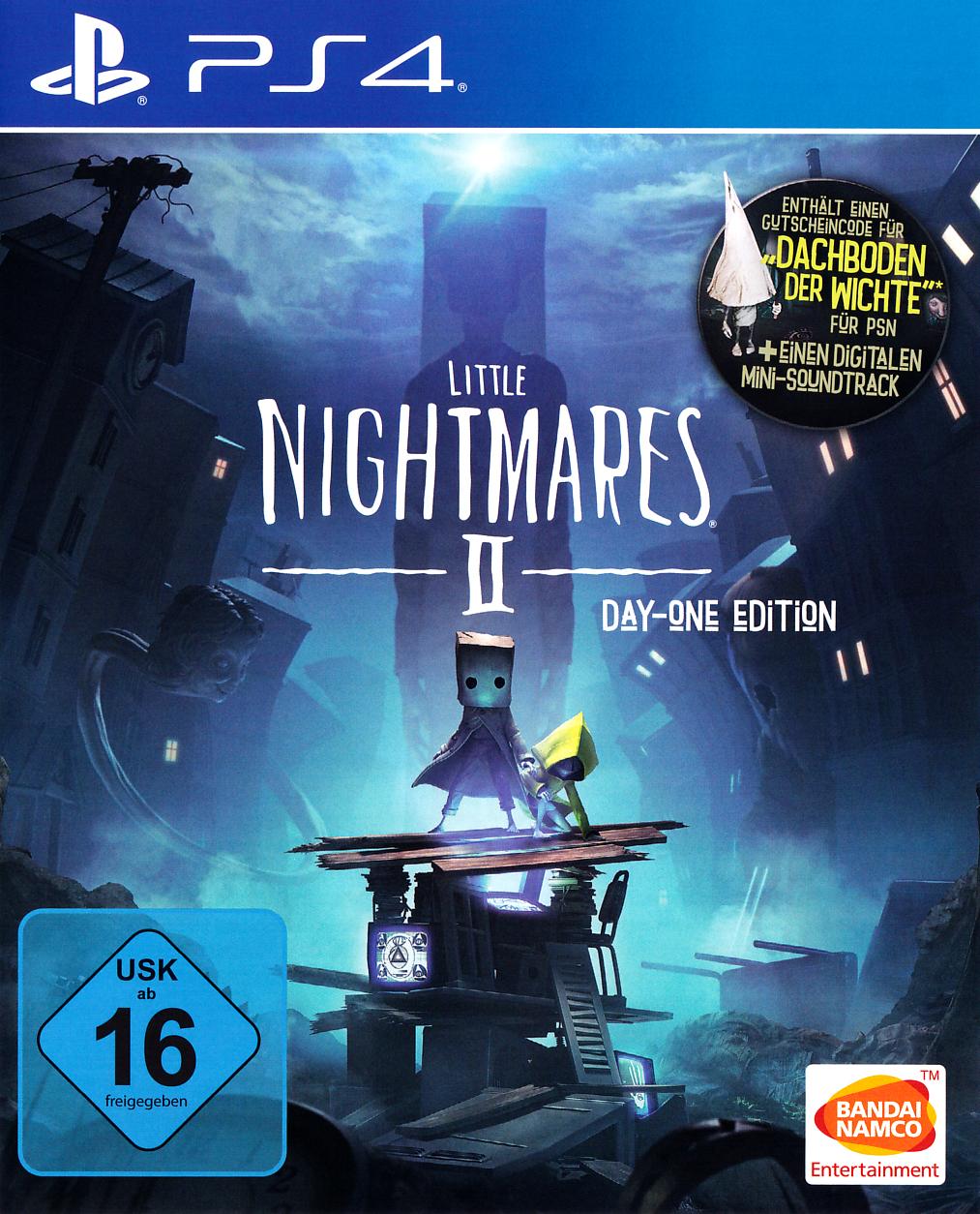 Little Nightmares II - Day One Edition (PS4/Xbox One/Switch) für 19,99€ (Amazon Prime/Media Markt, Saturn & Expert per Abholung)