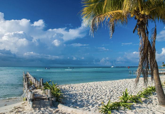 Cancun 10 Tage Flug + Hotel Oktober- Dezember ab 556,50€ p.P.