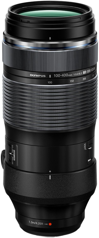 Olympus M.Zuiko Digital ED 100-400mm F5-6.3 Objektiv für MFT (Vorbestellung)