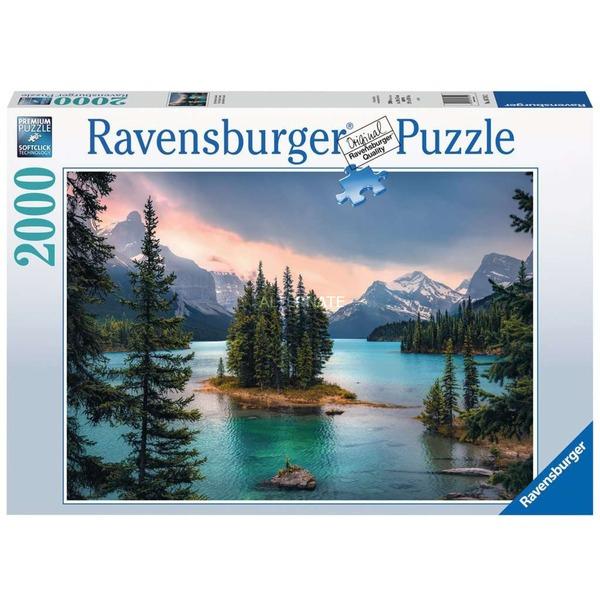 Ravensburger Puzzle Spirit Island Canada (2000 Teile) für 16.49€, London (3000 Teile) für 26.99€ + 4.99€ VSK [ALTERNATE]