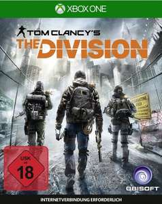 5x Tom Clancy's The Division (Xbox One) für 7,99€ inkl. Versand (Ubisoft Store)