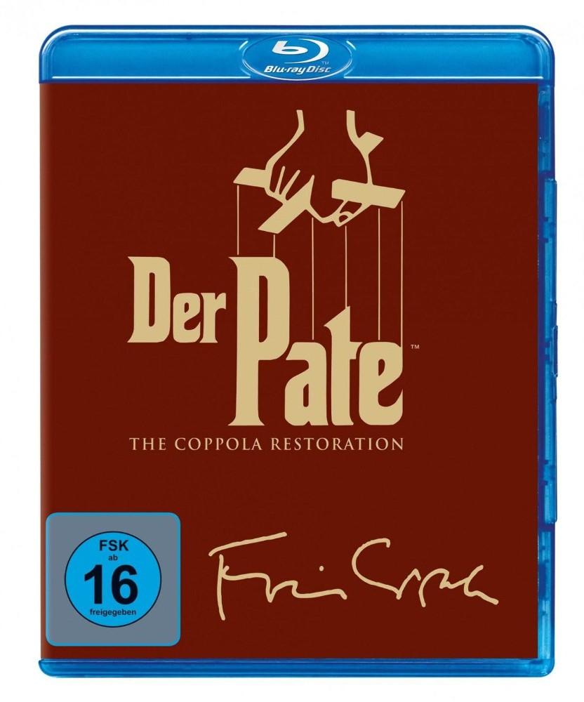 Der Pate 1-3 -The Coppola Restoration [Blu-ray]