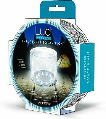2 x Luci Solar LED Licht für Outdoor ( aufblasbar, faltbar, wasserdicht )