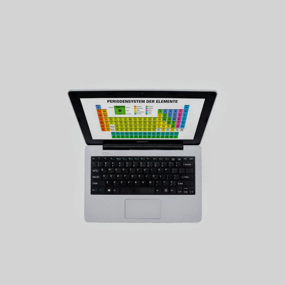 """Medion Akoya E11201 11"""" HD, Intel CELERON N3450, 4GB RAM, 64GB eMMC, Windows 10 Pro"""