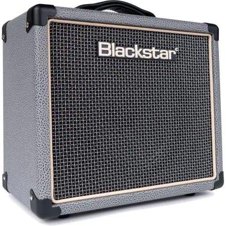 "Blackstar HT-1R MKII Bronco Grey, 1x8"" Combo Tube Guitar Amplifier, E-Gitarren Vollröhren Mini-Combo [bax-shop.de]"