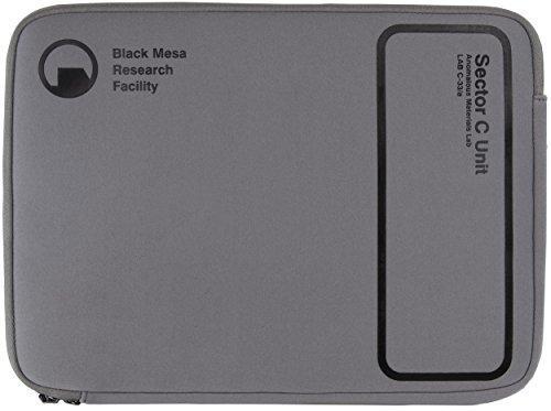 """Musterbrand Taschen Sale z.B. Half-Life Notebook-Hülle Sektor C ,15"""" für 8,40€ oder Musterbrand Starcraft Hyperion Messenger -Tasche für 8€"""