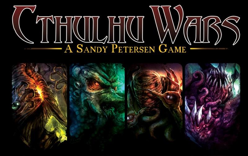 [Thalia AT] Cthulhu Wars - Pegasus deutsch (Brettspiel / Gesellschaftsspiel)