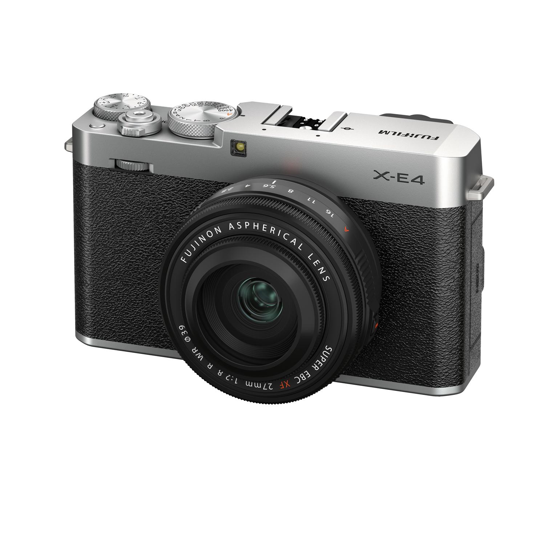 Sammeldeal -10% auf Fujifilm (zB. X-E4+27mm/2.8, XF 18mm/1.4, XF 70-300, 10-24mm/4 WR, ...)