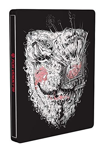 V wie Vendetta - Mondo Steelbook (Blu-ray) für 12,24€ inkl. Versand (Amazon Prime)