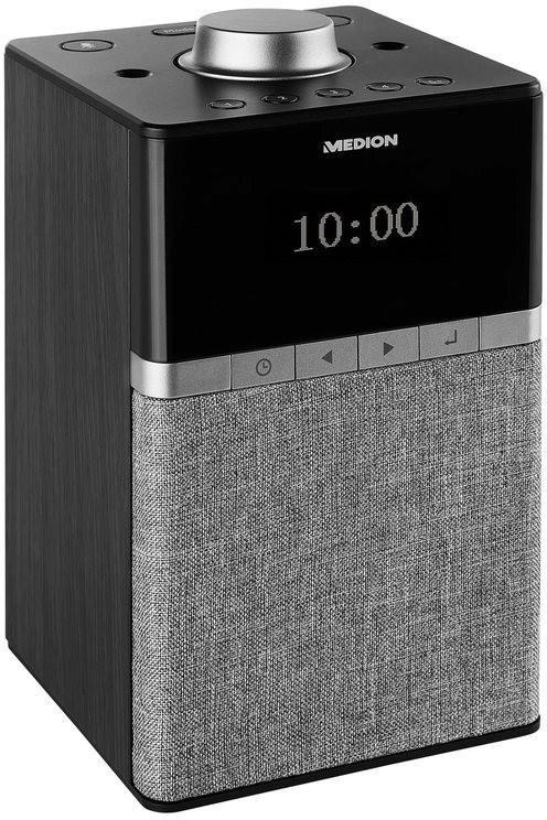 Medion Life P66130 All-in-One Audio-System (4W, DAB+, UKW, Bluetooth, WLAN, Internetradio, Spotify Connect, DLNA, Alexa, Multiroom)