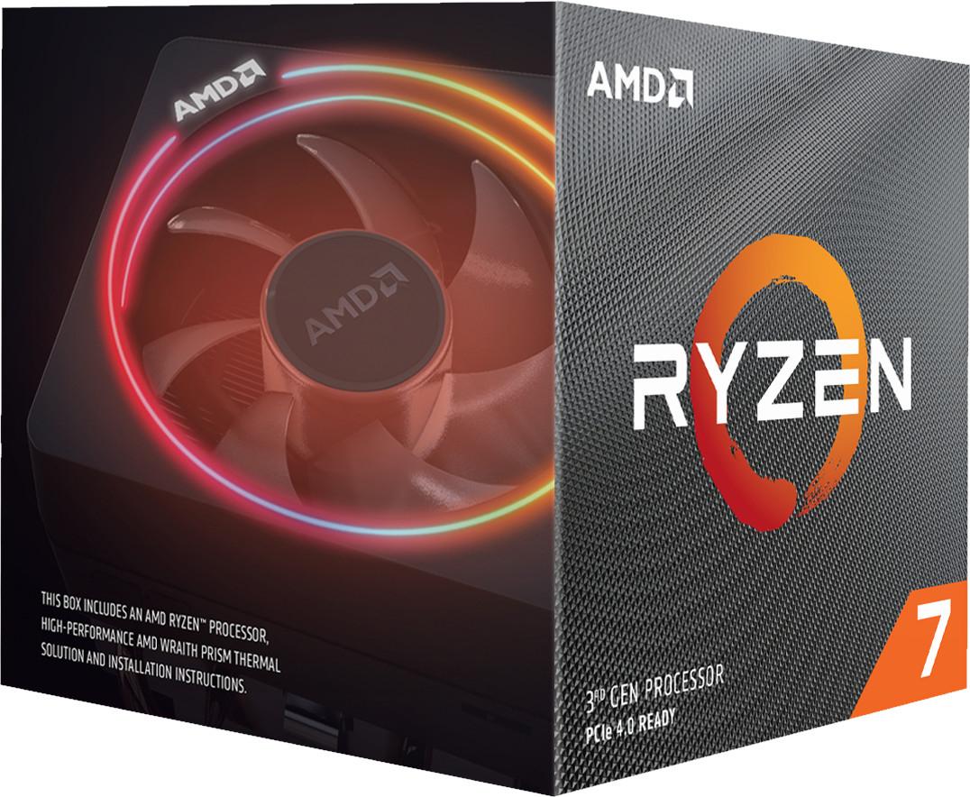 AMD Ryzen 7 3800X für 251,25 € (Amazon.es)
