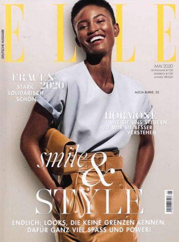 ELLE Print Abo (12 Ausgaben) + Harper's Bazaar Digital für 1 Jahr geschenkt// keine Kündigung notwendig