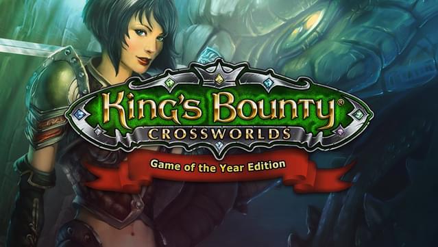 King's Bounty: Crossworlds GOTY für 1,89€ [Rundenstrategie] [GOG]