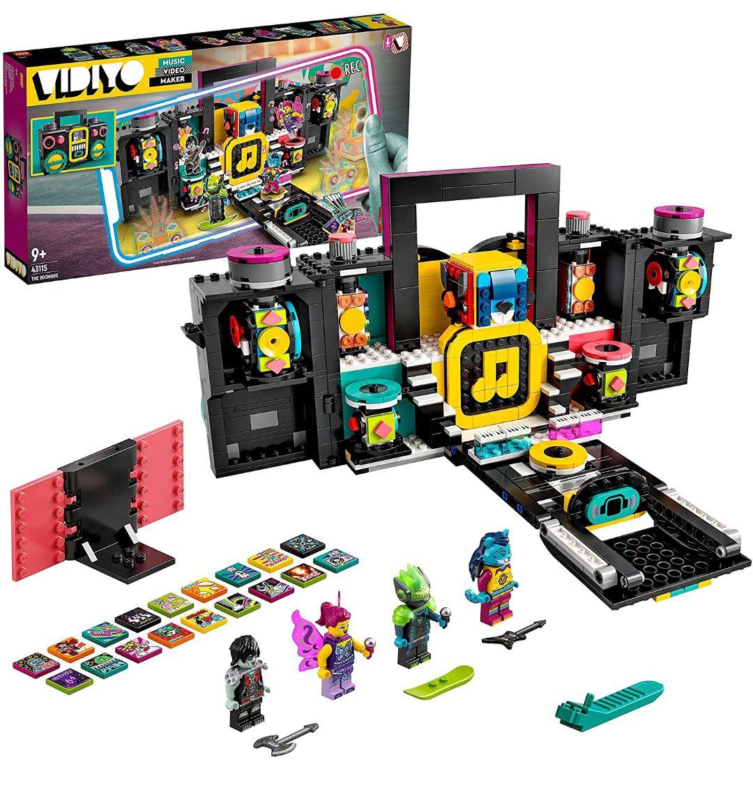 LEGO 43115 VIDIYO The Boombox Beatbox