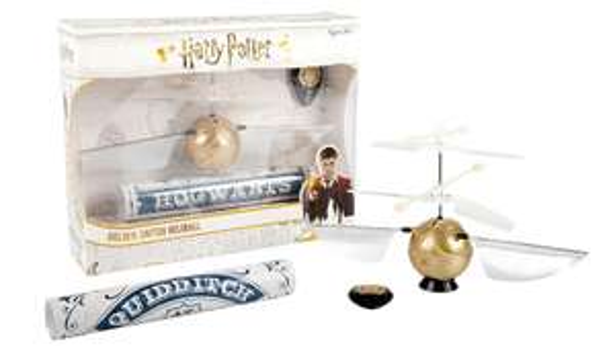 Goldener Schnatz Heliball - Harry Potter