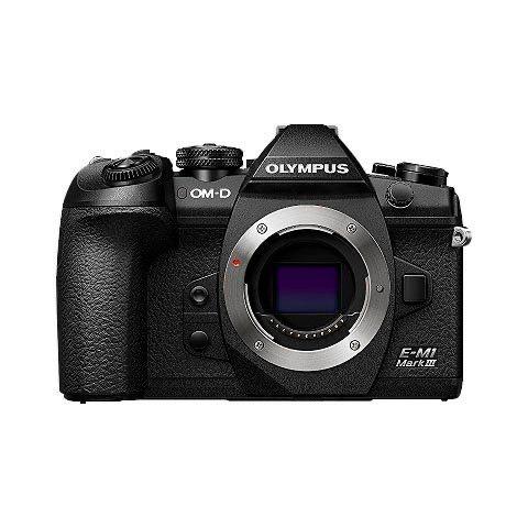 Olympus E-M1 Mark III Systemkamera für 1.491,18 exklusive 200,- Cashback = 1.291,18 effektiv (plus 2,95 Versand)