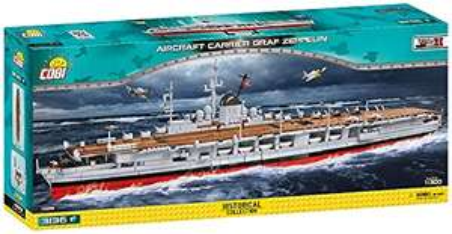 Cobi 4826 Graf Zeppelin Flugzeugträger 1:300 / noch nicht lieferbar