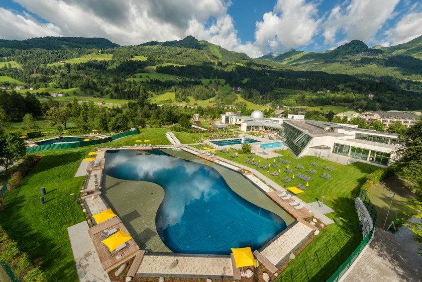 Salzburger Land: 2 Nächte im Bergparadies Dorfgastein mit tägl. Eintritt in die Alpentherme Gastein, Verzehrgutschein und mehr ab 212 €