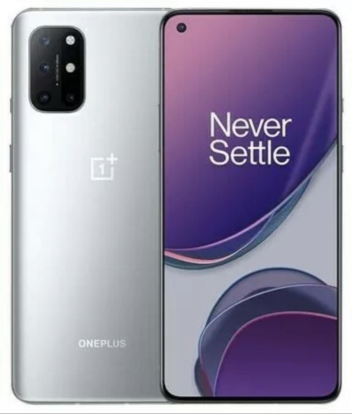 [Ebay Computeruniverse] OnePlus 8T Dual-SIM EU 8/128GB lunar silver