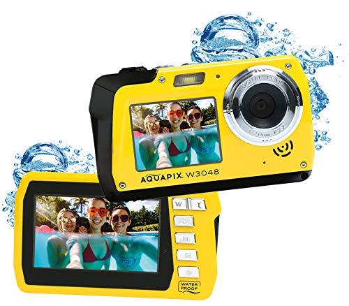 Easypix Aquapix 'Edge' Unterwasserkamera mit Zwei Displays, ohne Prime +3,99€