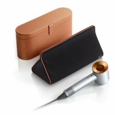 Dyson Supersonic™ Neuwertig Haartrockner Silber/Kupfer inkl. Travelbag (generalüberholt)