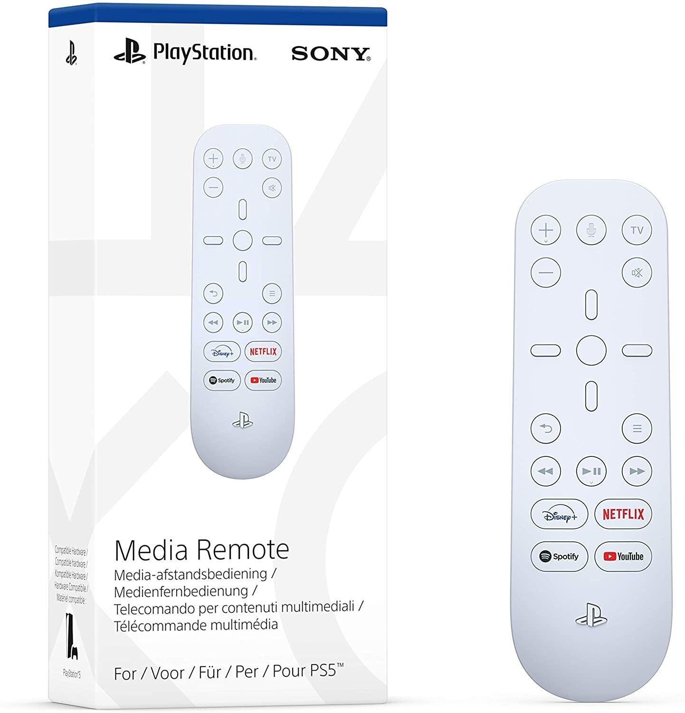Sony PS5 Medien-Fernbedienung
