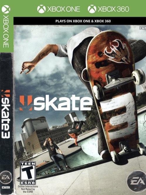 Skate 3   Xbox