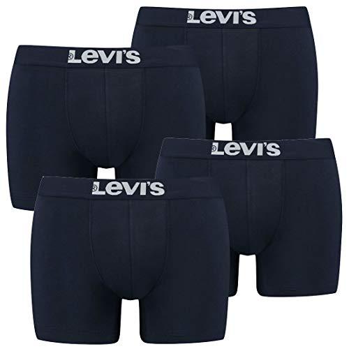 Levi's Boxershorts 4-Pack Navy [Prime]