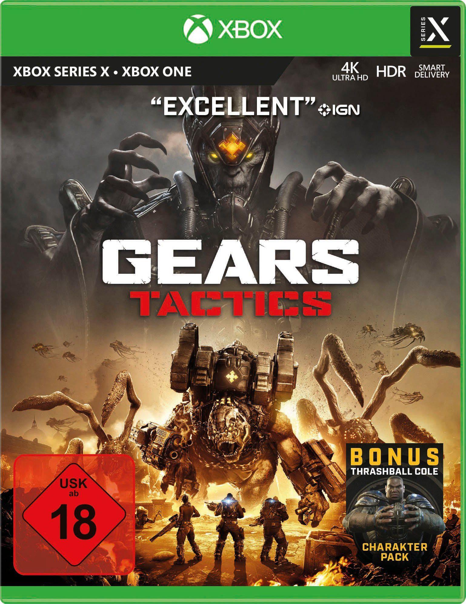 Gears Tactics (Xbox Series X/One) für 17,99€ (Otto/Lieferflat)